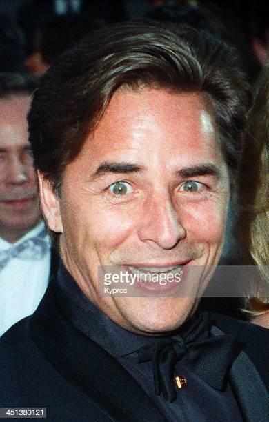 American actor Don Johnson circa 1990