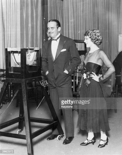 American actor, Douglas Fairbanks Snr . Original Publication: People Disc - HD0053