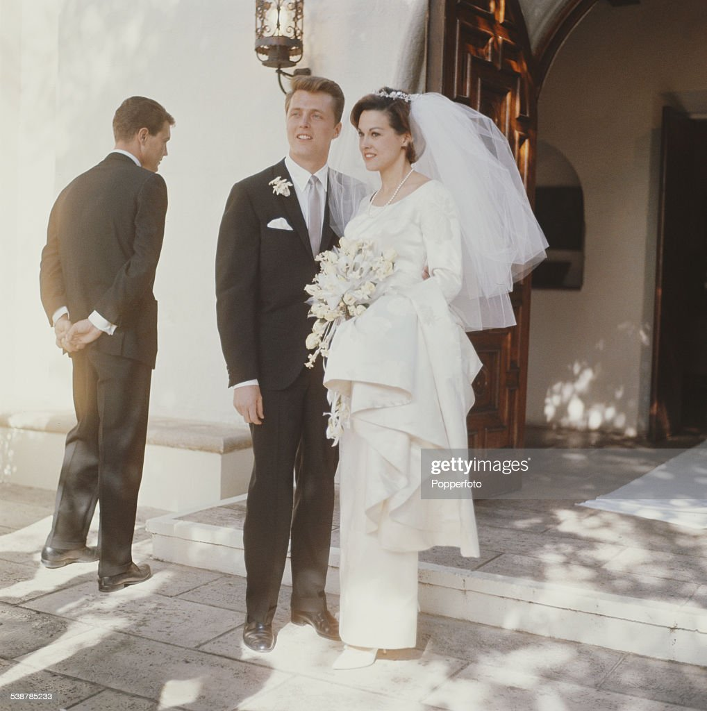 American Actor Edd Byrnes Marries Actress Asa Maynor At A Wedding Ceremony In Beverly Hills