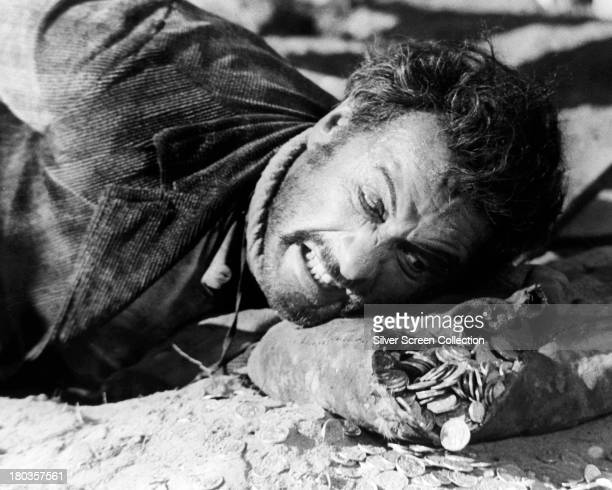 American actor Eli Wallach as Tuco in 'The Good, The Bad And The Ugly', directed by Sergio Leone, 1966.