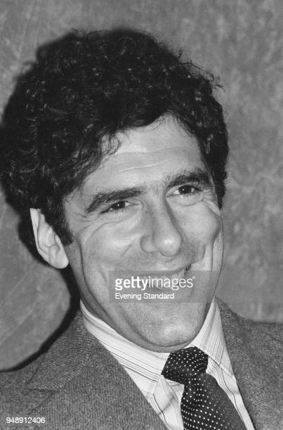 American actor Elliott Gould UK 27th June 1977