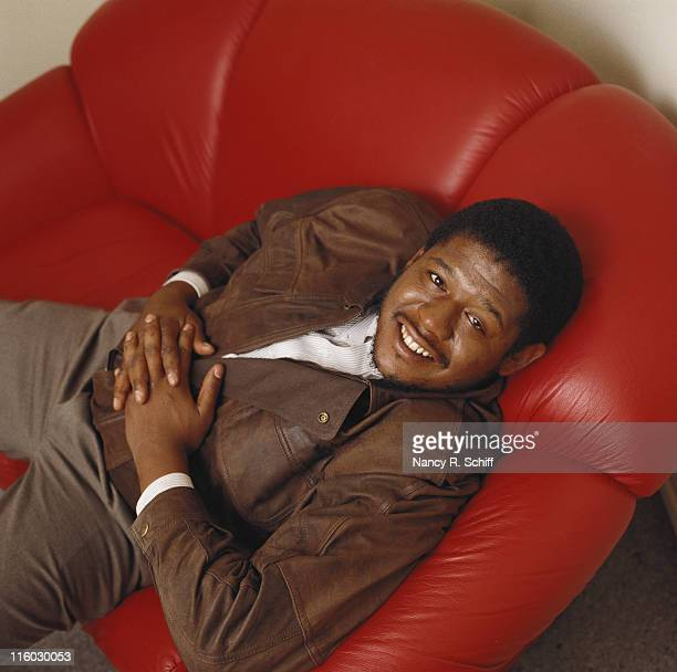 American actor Forest Whitaker 1988