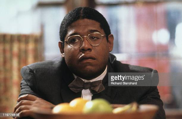 American actor Forest Whitaker as Jackson in a scene from 'A Rage in Harlem' directed by Bill Duke 1991