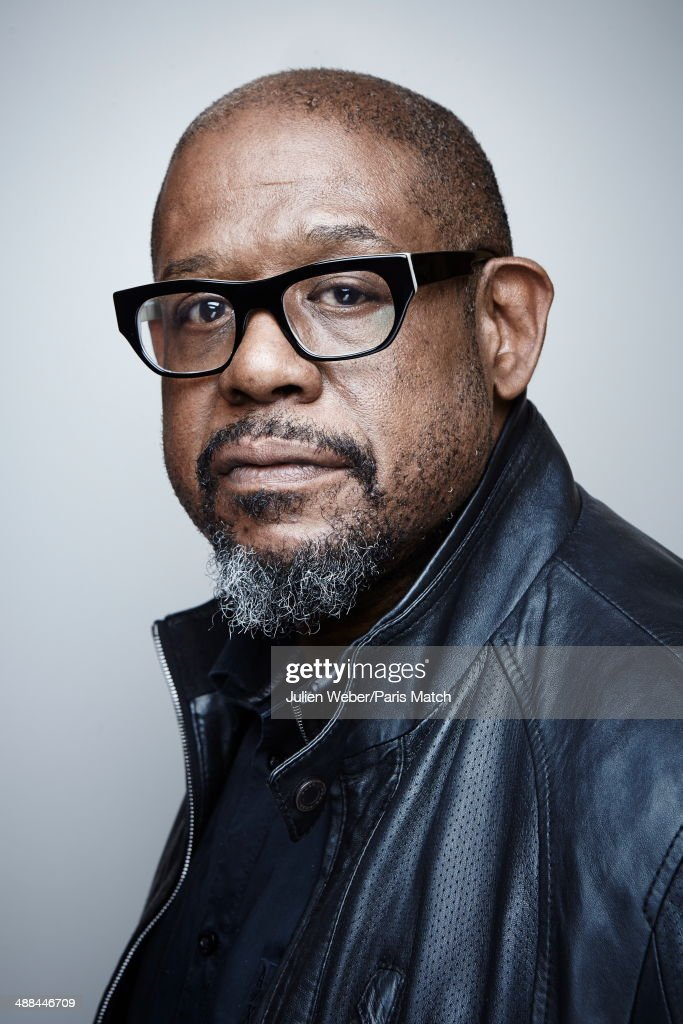 Forest Whitaker, Paris Match Issue 3389, May 6, 2014