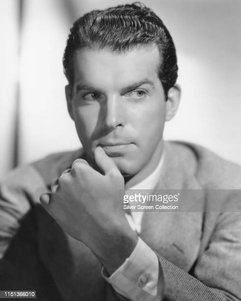 American actor Fred MacMurray circa 1945