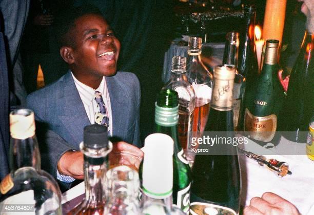 American actor Gary Coleman circa 1992