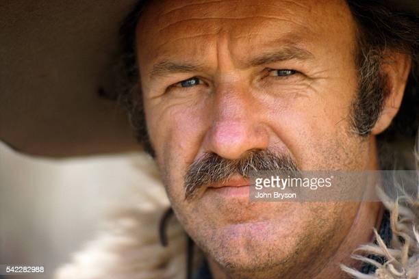 American Actor Gene Hackman