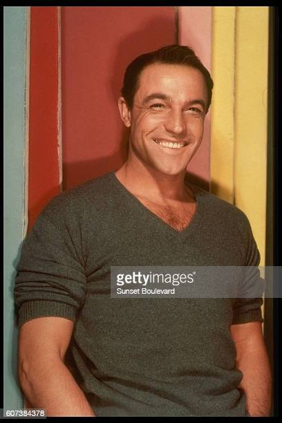 American actor Gene Kelly