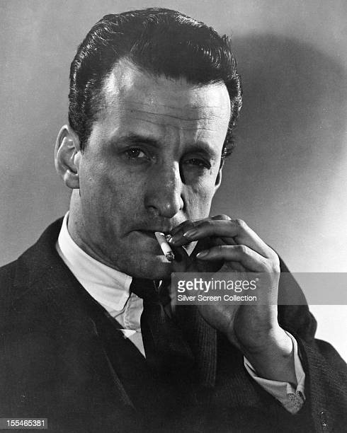 American actor George C Scott as he appears in the NBC TV movie 'People Kill People Sometimes', 1959.