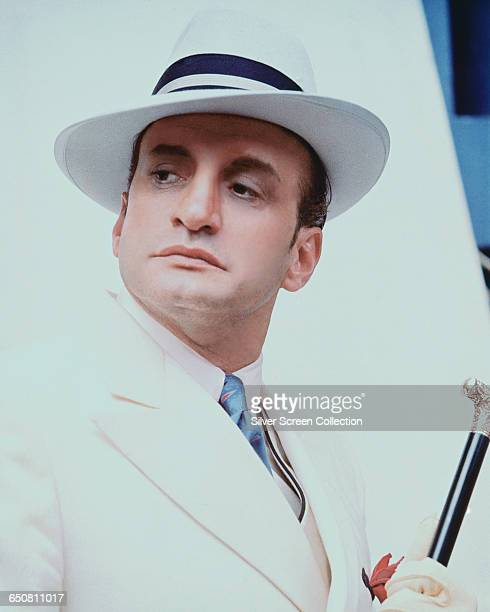 American actor George C. Scott as Paolo Maltese in the film 'The Yellow Rolls-Royce', 1964.