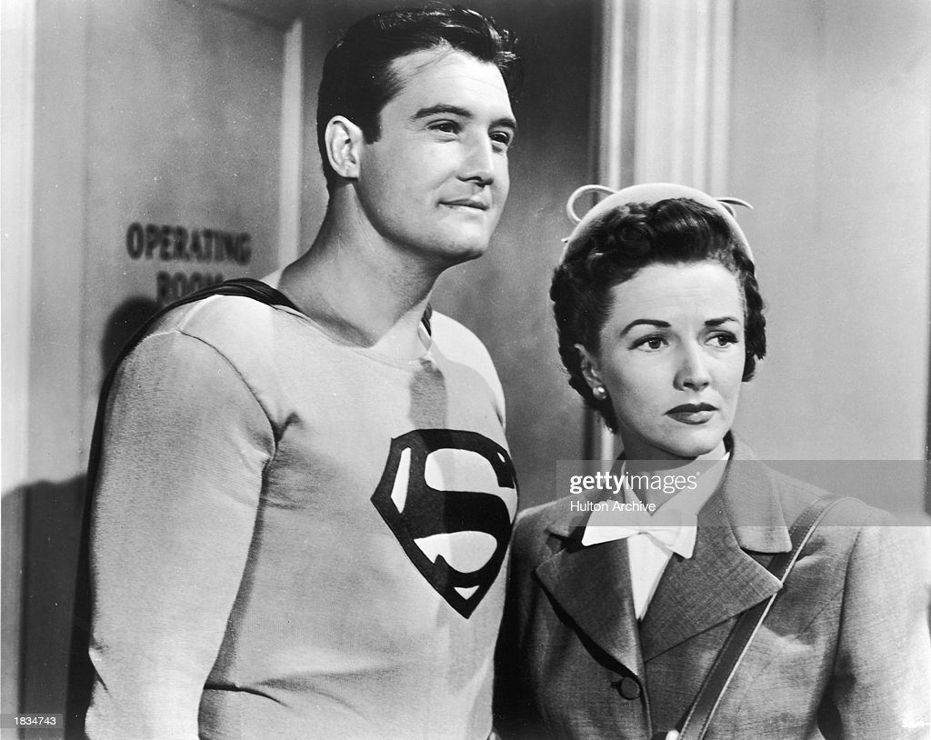 Superman & Lois Lane : News Photo