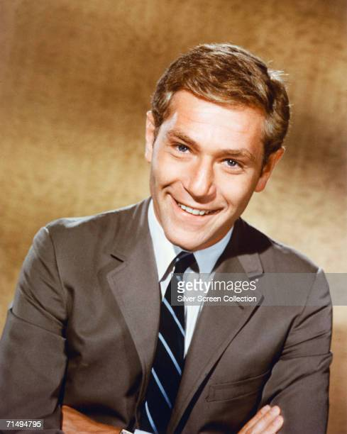 American actor George Segal, circa 1965.