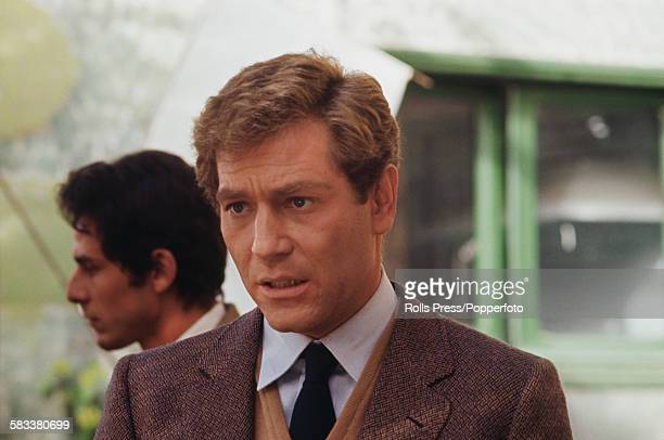 American actor George Segal pictured during filming of the Italian film 'The Girl Who Couldn't Say No' in 1967.