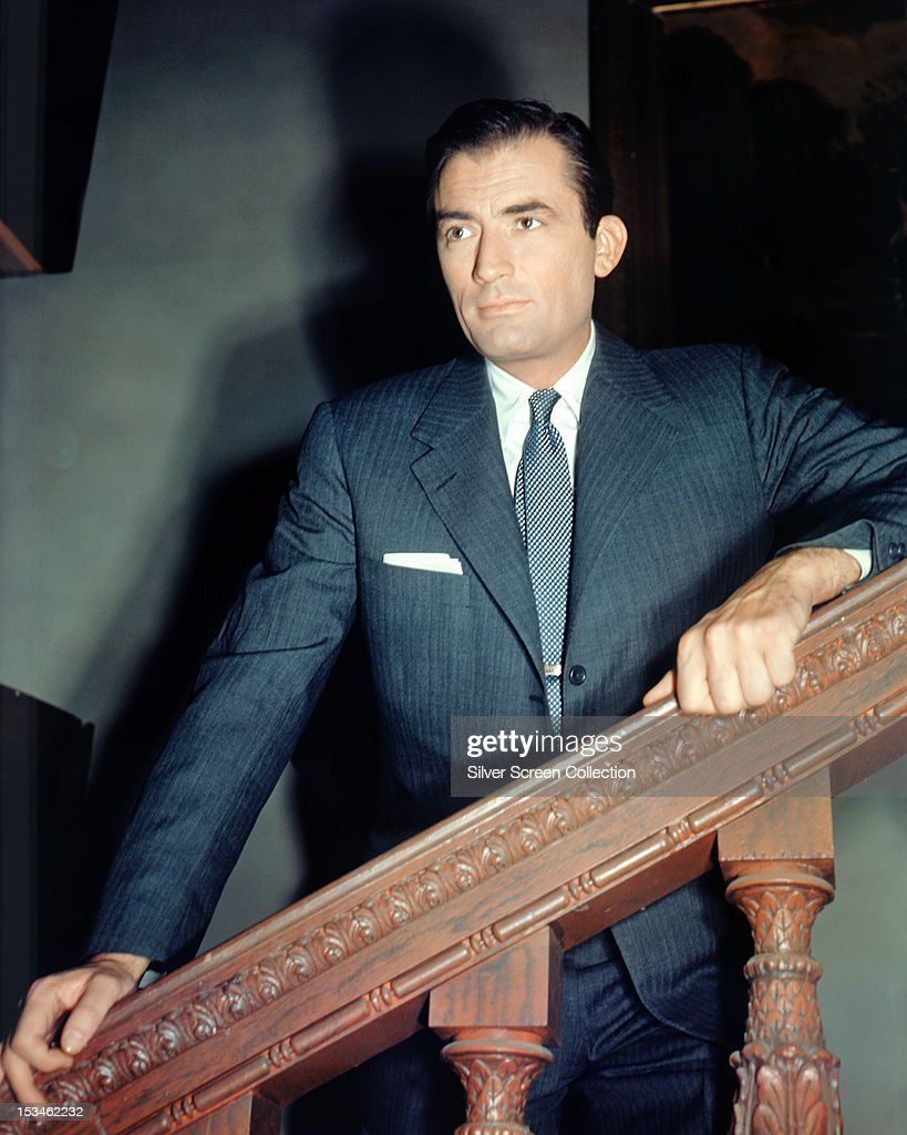 Gregory Peck : News Photo