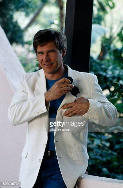 American actor Harrison Ford