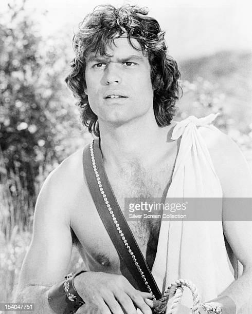 American actor Harry Hamlin as Perseus in 'Clash Of The Titans' directed by Desmond Davis 1981
