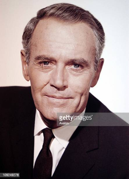 American Actor Henry Fonda.