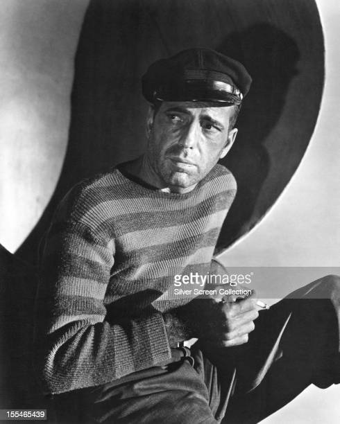 American actor Humphrey Bogart as he appears in 'Passage To Marseille' directed by Michael Curtiz 1944