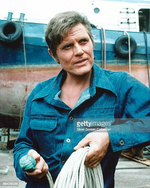American actor Jack Lord circa 1980