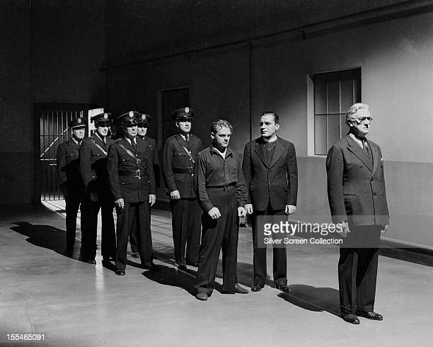 American actor James Cagney as Rocky Sullivan in 'Angels With Dirty Faces' directed by Michael Curtiz 1938