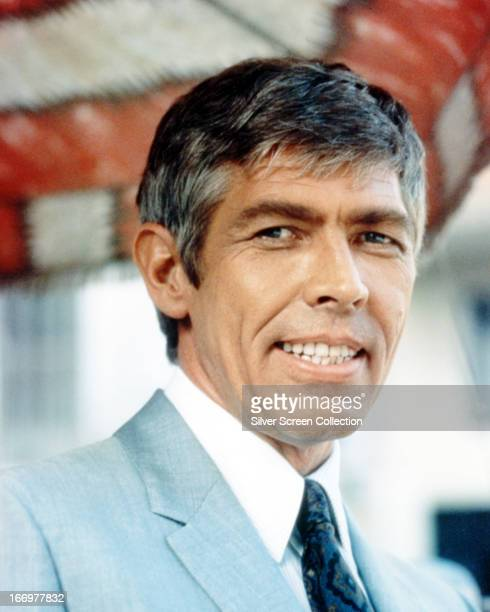 American actor James Coburn circa 1970
