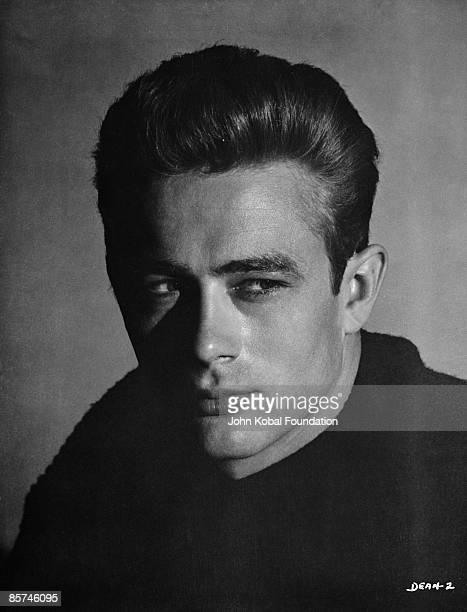 American actor James Dean circa 1955