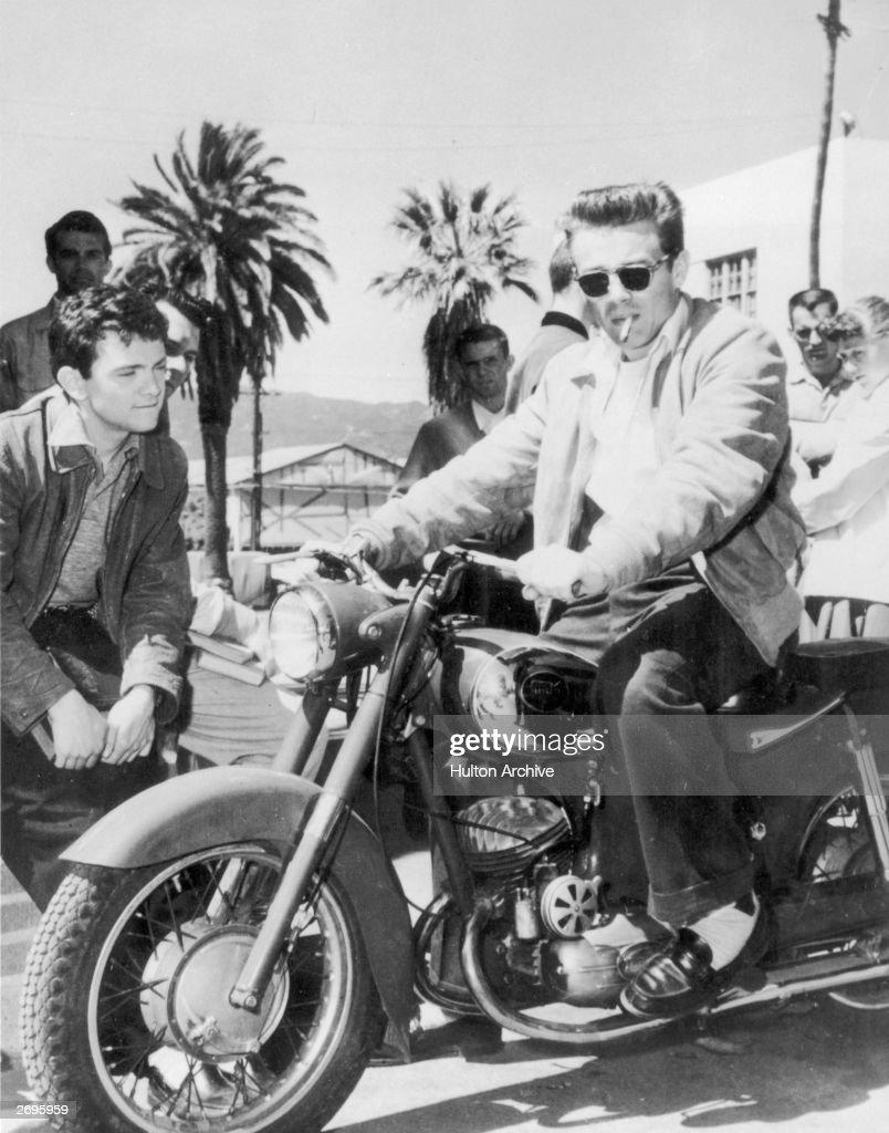Rebel Rider : News Photo