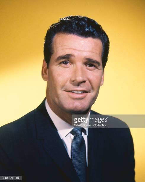 American actor James Garner , circa 1965.