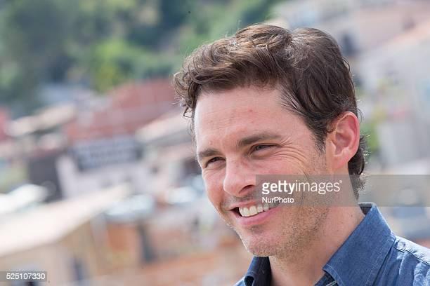 American actor James Marsden attends the 61st annual Taormina Film Festival Taormina Sicily Island Italy on June 20 2015