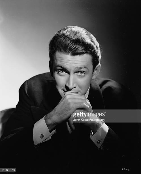 American actor James Stewart renowned for his personable qualities both onscreen and off