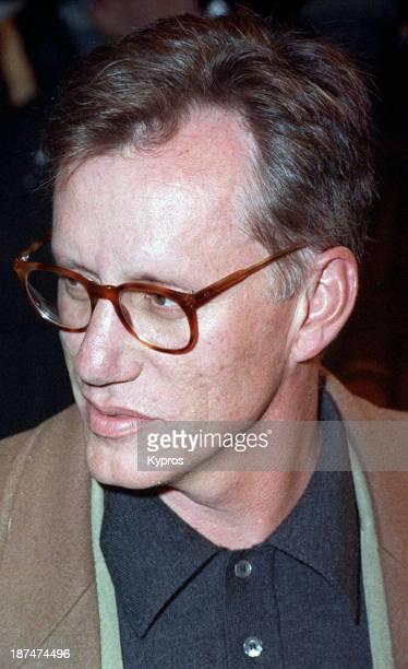 American actor James Woods circa 1992