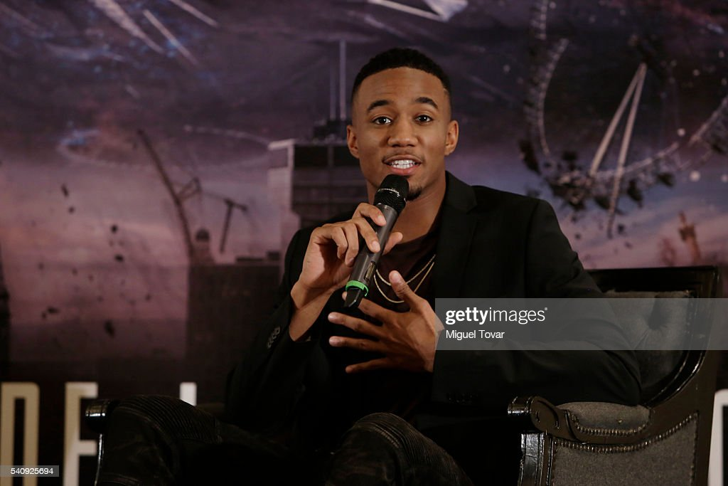 'Independence Day: Resurgence' Press Conference in Mexico City : ニュース写真