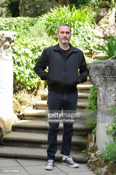 American actor Joaquin Phoenix during A beautiful day movie photocall at Hotel de Russie. Rome, April 27th 2018