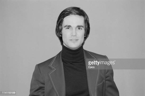 American actor John David Carson poses for a magazine shoot, United States, circa 1980.