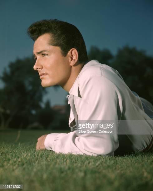 American actor John Derek circa 1950