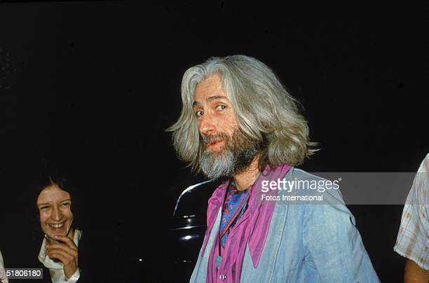 American actor John Drew Barrymore with his date and future wife Ildiko Jaid Mako at a David Carradine and Barbara Hershey Seagull concert at The...