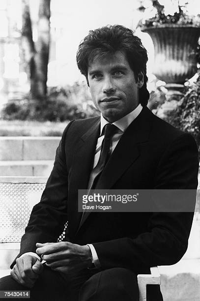 American actor John Travolta 1983