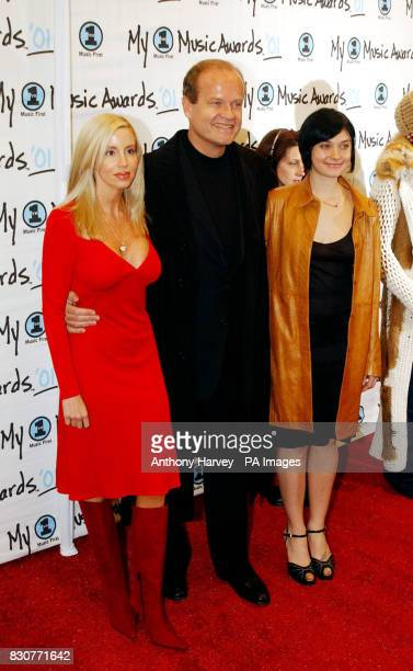 American actor Kelsey Grammer accompanied by his wife and daughter attending the VH1 Music Awards at the Shrine Auditorium, in Los Angeles, USA.