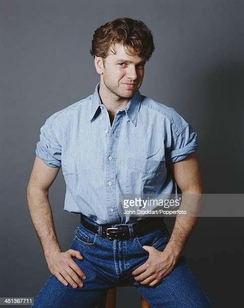 American actor Kevin Anderson circa 1993