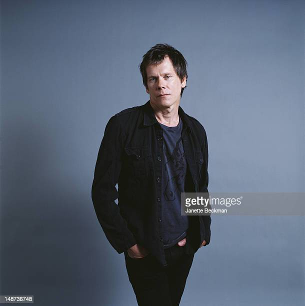 American actor Kevin Bacon New York City 2004