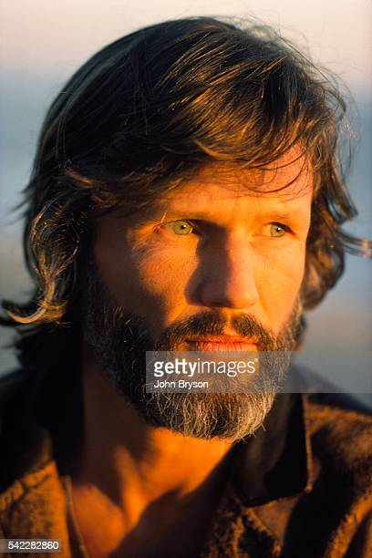 American Actor Kris Kristofferson