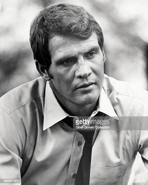 American actor Lee Majors in a promotional still for 'The Liberation of LB Jones' directed by William Wyler 1970
