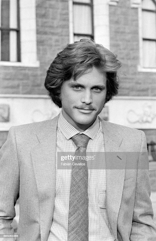 American Actor Leigh McCloskey Stars In The 1979 Italian