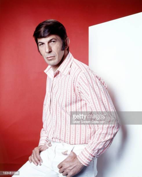 American actor Leonard Nimoy, circa 1968.