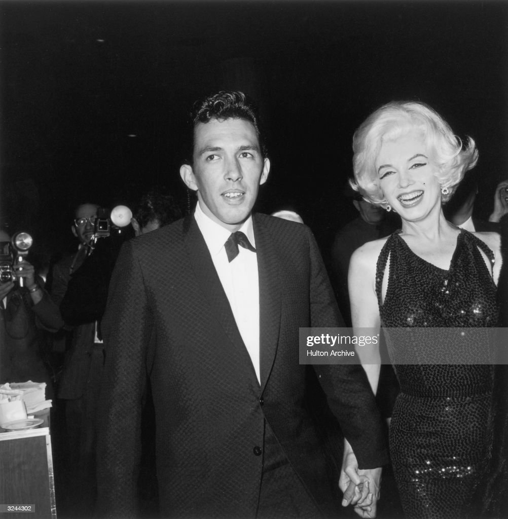 Marilyn And Jose : News Photo
