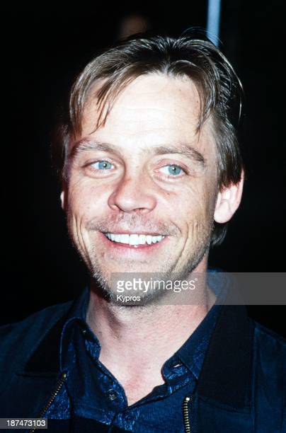 American actor Mark Hamill circa 1992