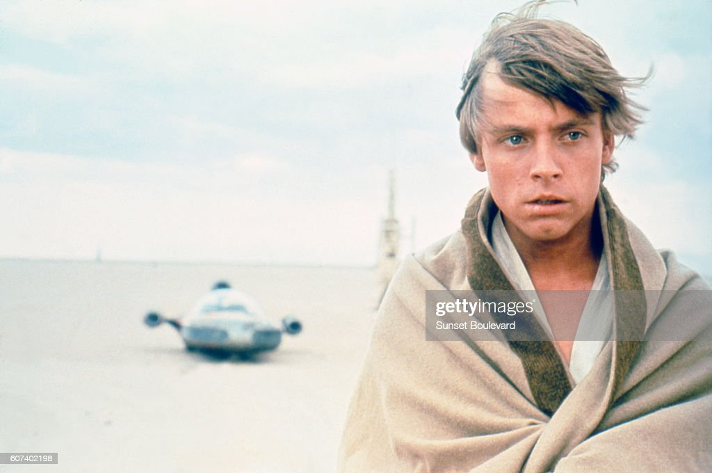 On the set of Star Wars: Episode IV - A New Hope : Fotografía de noticias