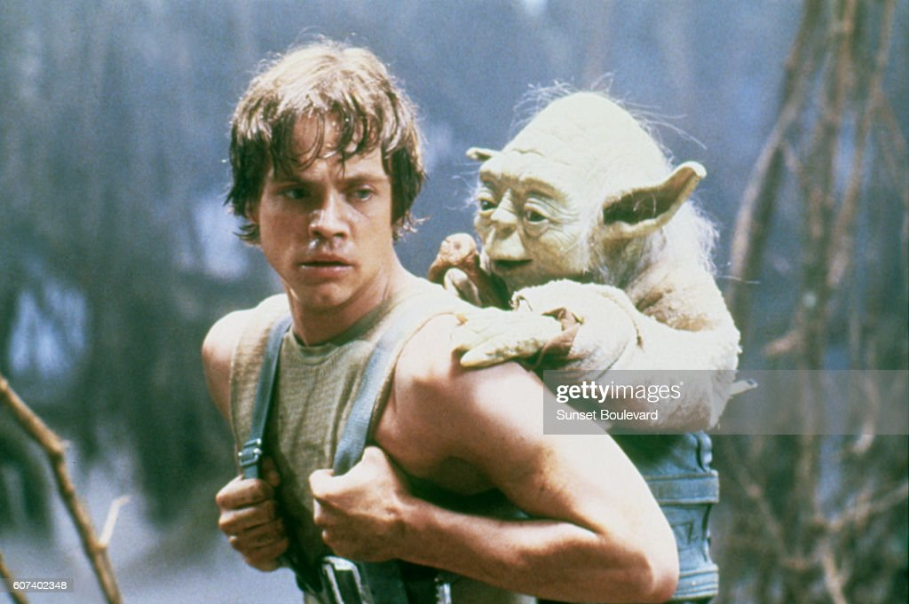 On the set of Star Wars: Episode V - The Empire Strikes Back : Fotografía de noticias