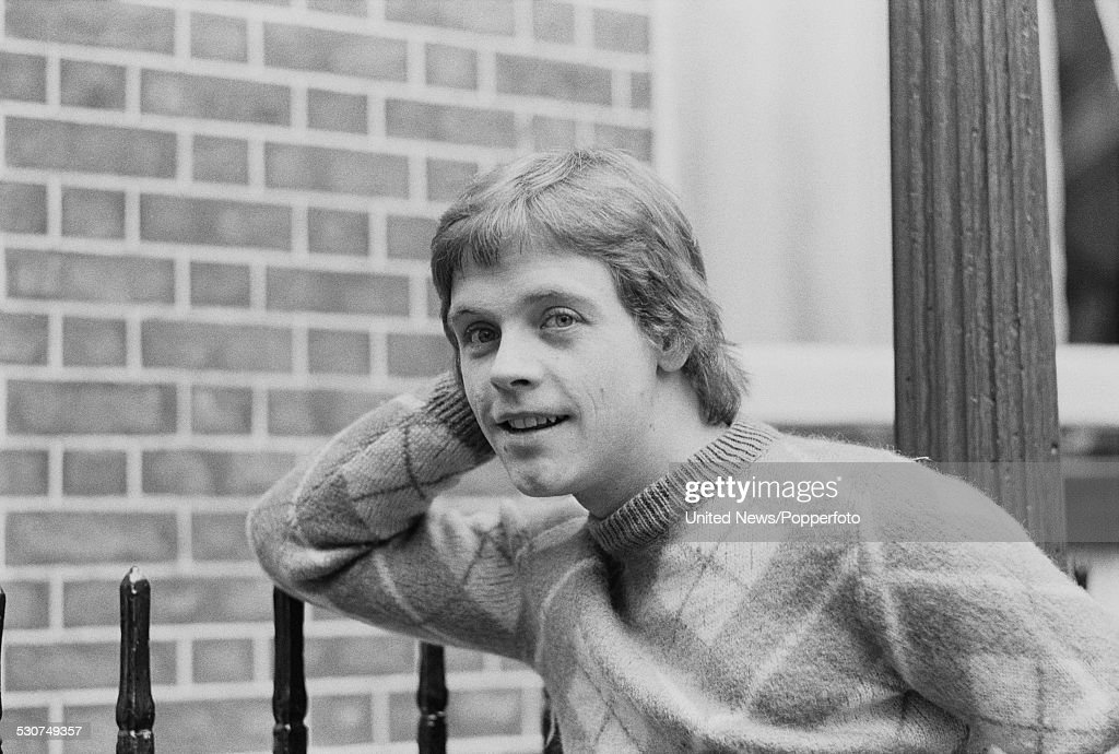 American actor Mark Hamill, who plays the character of Luke Skywalker in the feature film Star Wars, pictured in London on 13th December 1977.