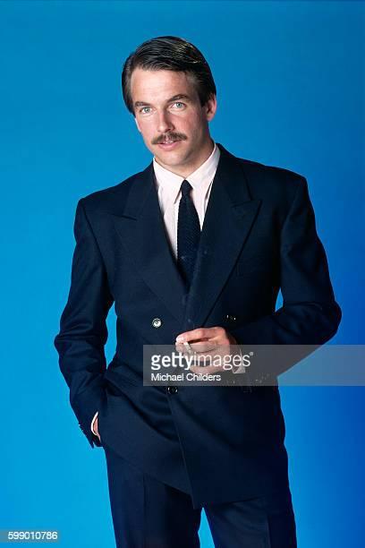 American Actor Mark Harmon